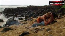 1. Tonya Cooley Sex on the Beach – The Erotic Traveler
