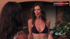 Stacy Haiduk in Bikini Top – Burn Notice