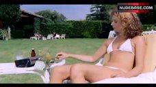 1. Luisa Maneri Bare Small Tits – The Last Round