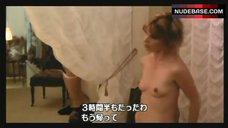 Miou-Miou Completely Nude – La Derobade
