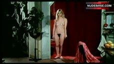 Miou-Miou Naked Tits and Hairy Bush – D'Amour Et D'Eau Fraiche