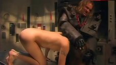Jassie Sex with Man in Metal Suit – Super Ninja Doll