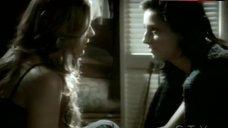 1. Lauren Collins Lesbian Kiss – Degrassi: The Next Generation