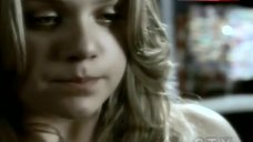 10. Lauren Collins Lesbian Kiss – Degrassi: The Next Generation