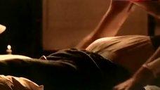 1. Leilani Sarelle Sex Scene – The Harvest