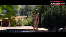 Hot Leilani Sarelle in Pink Bikin – Black Road