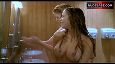 4. Jennifer Walcott Boobs, Ass Scene – American Pie Presents Band Camp