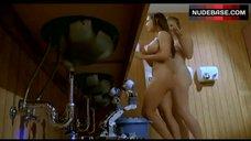 6. Jennifer Walcott Boobs, Ass Scene – American Pie Presents Band Camp