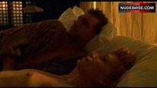 Kristin Scott Thomas Boobs Scene – The English Patient