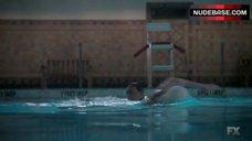 10. Keri Russell Bikini Scene – The Americans