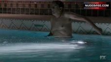 5. Keri Russell Bikini Scene – The Americans