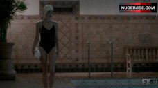 Keri Russell Bikini Scene – The Americans