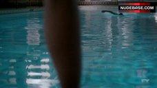 7. Keri Russell Bikini Scene – The Americans