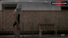 8. Keri Russell Bikini Scene – The Americans