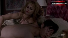 7. Keri Russell Hot Scene – The Americans