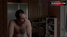 10. Keri Russell Gets in Shower – The Americans