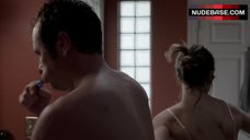6. Keri Russell Gets in Shower – The Americans
