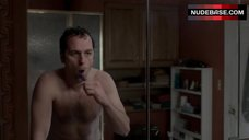 9. Keri Russell Gets in Shower – The Americans