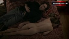 10. Keri Russell Lying Naked in Bed – The Americans