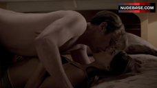 3. Keri Russell Ass, Lingerie Scene – The Americans
