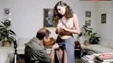 Silvia Aguilar Bare Breasts and Bush – Historia De S