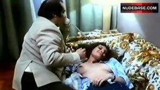 Silvia Aguilar Bare Breasts – Pero No Vas A Cambiar Nunca, Margarita?