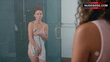 Dani Kind Flashes Nipple – Workin' Moms