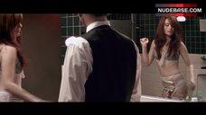 Amy Sloan Lingerie Scene – From The Head