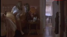 4. Sarah Lassez Flashes Panties – Malicious