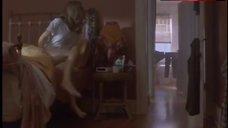 5. Sarah Lassez Flashes Panties – Malicious