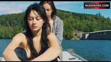 3. Nicole Mercedes Muller Breasts Scene – Goodbye, Berlin
