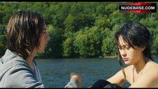 4. Nicole Mercedes Muller Breasts Scene – Goodbye, Berlin