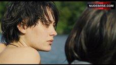 9. Nicole Mercedes Muller Breasts Scene – Goodbye, Berlin