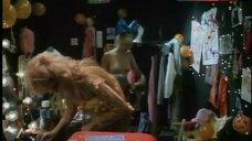 6. Elizabeth Kaitan Topless Scene – Assault Of The Killer Bimbos