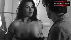 Amanda Greer Tits Scene – Walt Whitman Never Paid For It