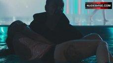 Olivia Ainali Sexy Scene – Bordertown