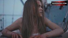 Olivia Ainali Intimate Scene – Bordertown