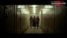 Jessica Sula Lingerie Scene – Split