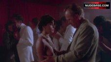 Silvia Manriquez Boobs Scene – Foxtrot
