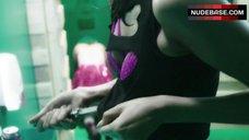 Meganne Young Underwear Scene – Blood Drive