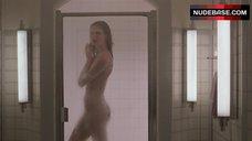 Francine Locke Nude in Shower Room – Risky Business