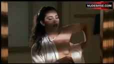 Fabiola Toledo Topless Scene – A Blade In The Dark