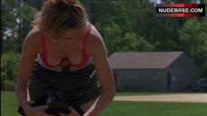 Brittany Murphy Boobs in Bra – Summer Catch