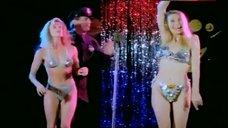 Ginger Lynn Hot Dance in Lingerie – Vice Academy 3