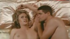 Penny Baker Topless in Bed – The Men'S Club