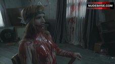 Janet Tracy Keijser Boobs Scene – Parasomnia