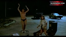 Tetchie Agbayani Topless on Street – Rikky & Pete