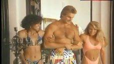 Marjean Holden Bikini Scene – Glitch!