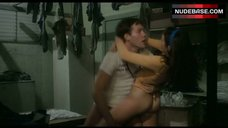 Kim Cattrall Hot Sex in Pantry – Porky'S
