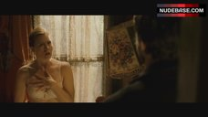 Amy Adams in White Lingerie – Leap Year